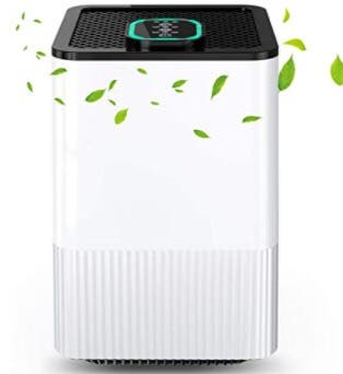 Purificador aire (Filtro virus)