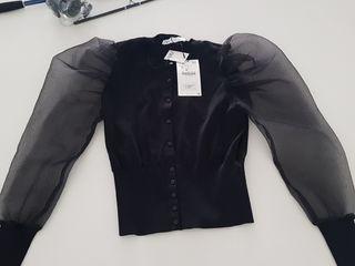 Ideal chaqueta jersey Zara a estrenar. Talla S
