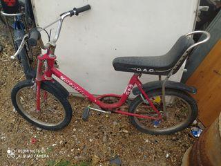 vendo bicicletas motoretta 2 G.A.C originales