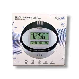 Reloj Digital de Pared Digivolt