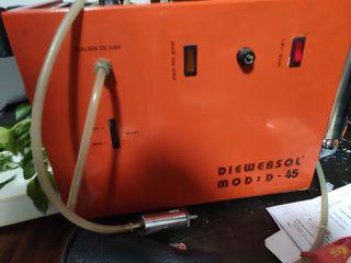 soldador oxhidrico diewersol D-45