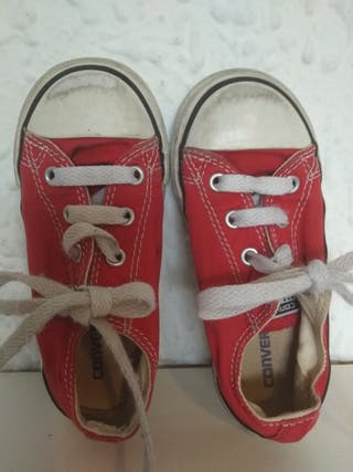 zapatillas All Start Converse talla 24