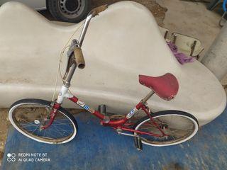 vendo bicicleta BH original