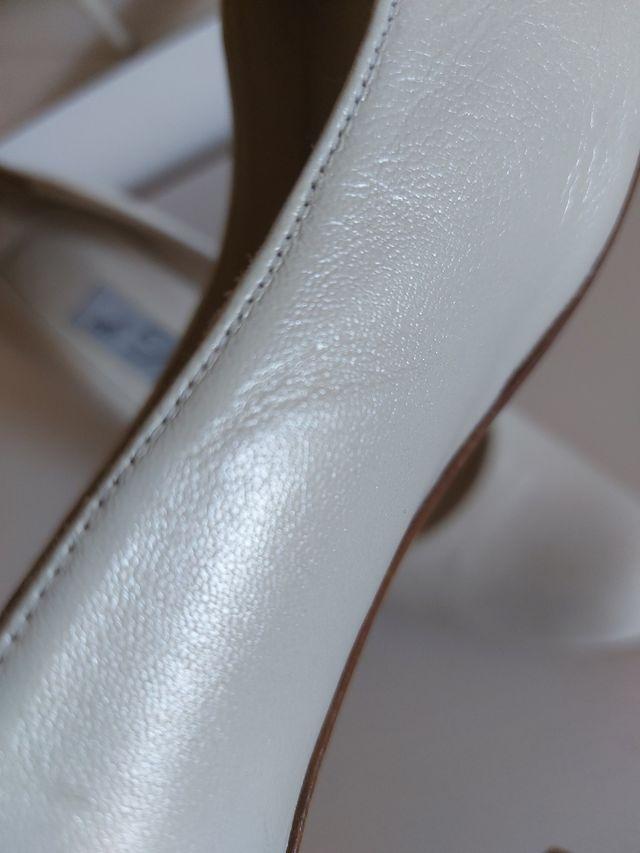 zapatos 40 nuevos cuero