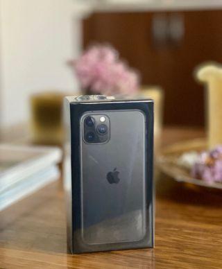 iPhone 11 Pro 256GB Space Grey PRECINTADO!!!
