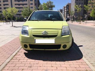 Citroen C2 1.1 Furio 60cv(gasolina B)