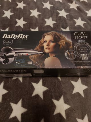 Rizador automático BaByliss Curl Secret