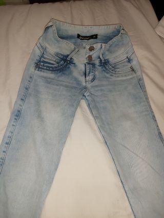 jeans tejano
