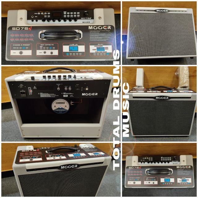 AMPLIFICADOR Mooer SD 75 Modelling Guitar Combo Am