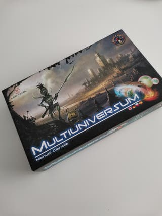 Multiuniversum - Juego de mesa