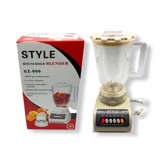 Licuadora eléctrica Style