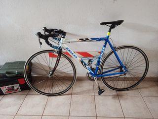 Bicicleta Zeus carretera
