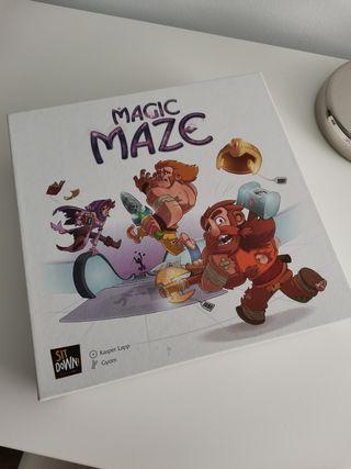 Magic Maze - Juego de mesa