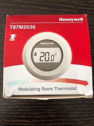 Termostato de ambiente modulante Honeywell