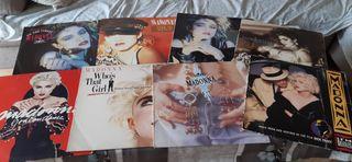 discos vinilo de Madonna