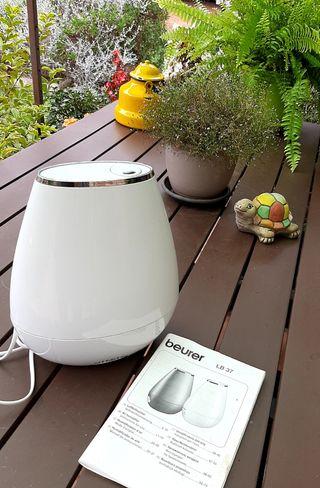 Purificador de aire i ambientador