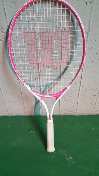 Raqueta tenis niña 7-10 años