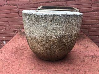 Maceta de Piedra