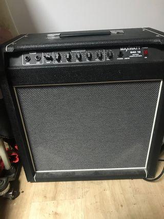 Hiwatt Maxwatt B40/12 amplificador bajo