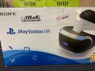 GAFAS VR PS4 (INCLUYE CÁMARA)