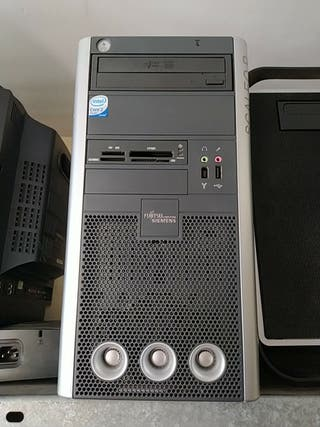 Pc Fujitsu - siemens. 4 nucleos