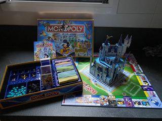 Monopoly Disney 3D DESCATALOGADO - Juego de mesa