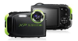 Camara Xp80 Fujifilm foto video acuatica