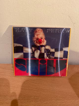 Katy Perry Smile Lenticular Fan Edition Deluxe CD