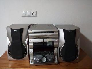 Equipo de musica