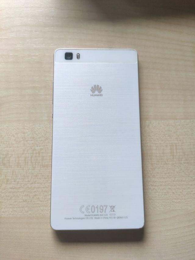 Huawei P8 Lite. No negociable.