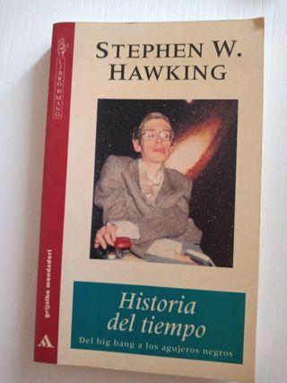 Historia del tiempo de Stephen Hawking