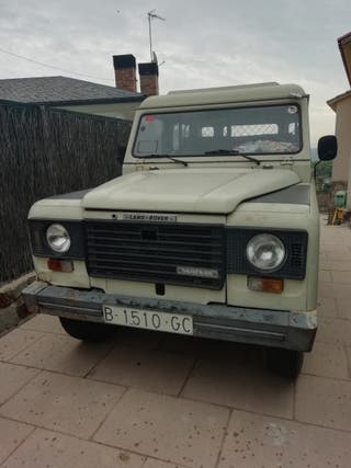 Land Rover santana 1984
