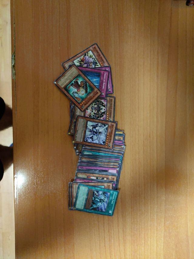 Cartas de Yu Gi Oh