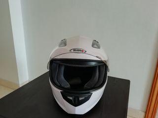 Casco Moto Pequeño