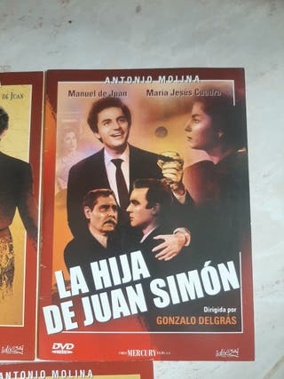 Antonio Molina,3 CDs, 5€