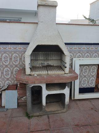 Barbacoa Hormigón