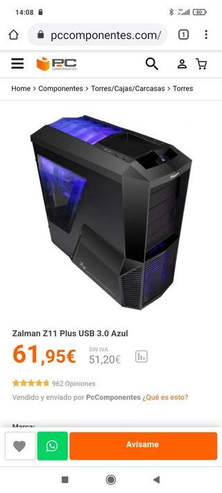 ordenador gaming 2500k