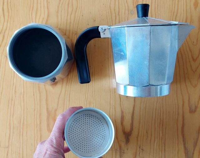 Cafetera MONIX italiana sin estrenar - 6 tazas
