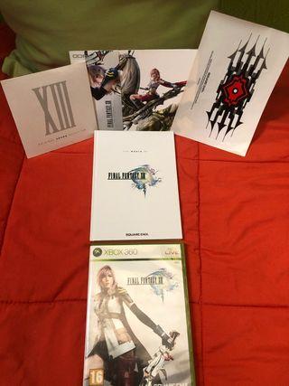 Final Fantasy XIII - Edición Especial