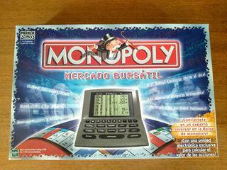 Monopoly mercado bursátil