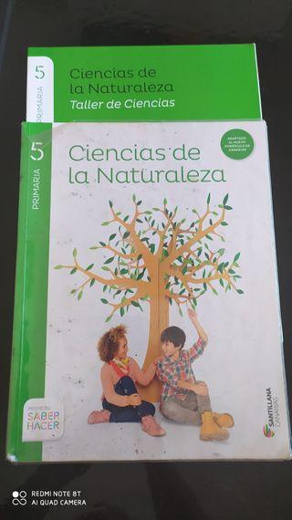ciencias de la naturaleza 5º de primaria