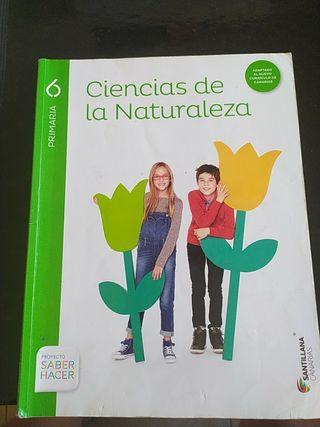 ciencias de la naturaleza 6º de primaria