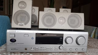 dolby surround Philips
