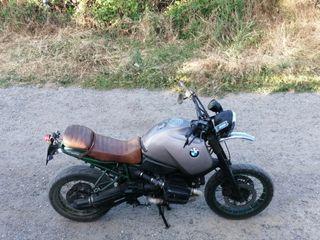 Moto BMW R1100GS scrambler