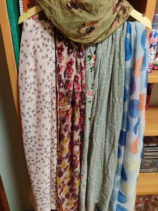 6 Pañuelos de mujer por sólo 25€