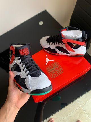 Jordan 7 Retro Chile Red
