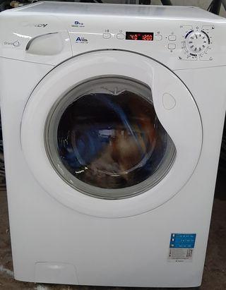 lavadora candy 9 kilos