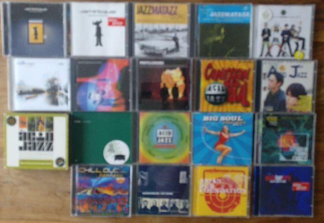 CD's variados