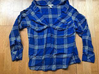 camisa hombros descubiertos