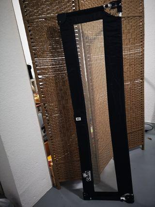 Barrera plegable para cama 150x40cm